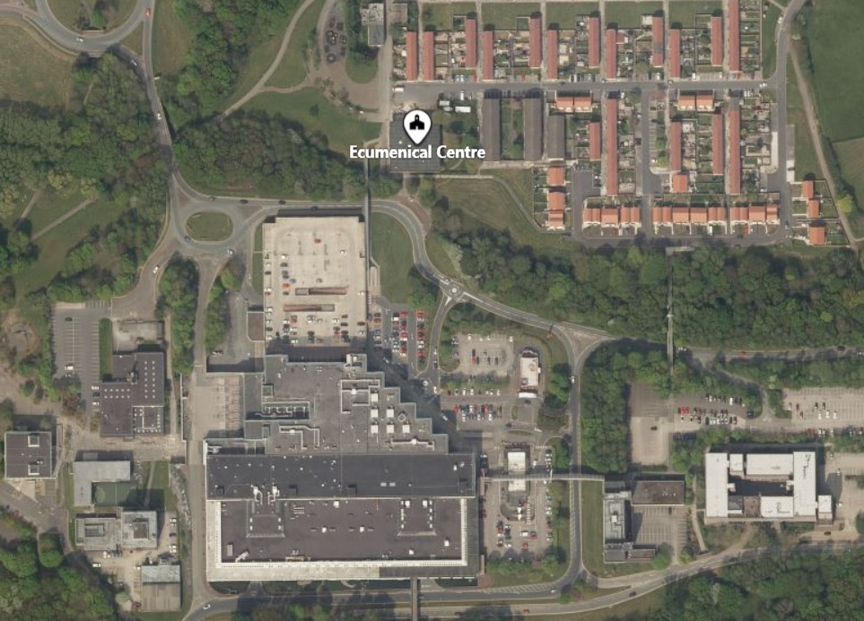 Map Location of the Skelmersdale Ecumenical Centre