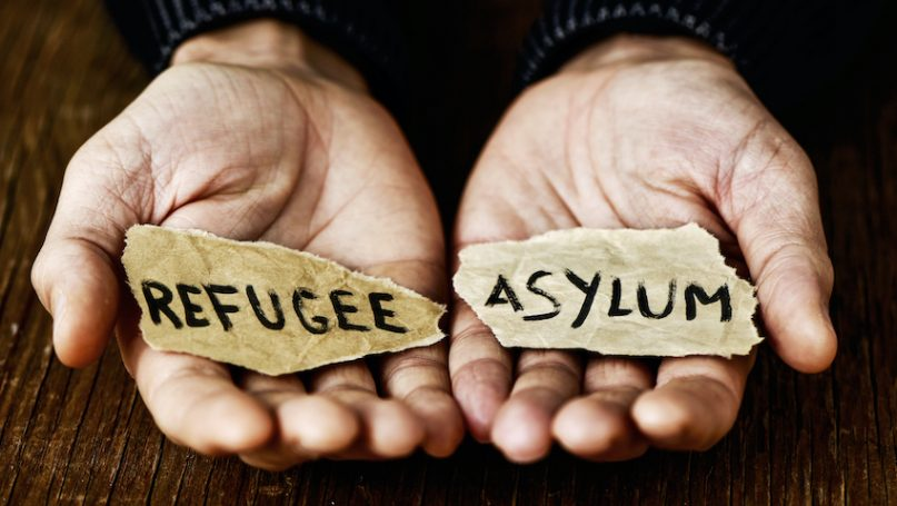 Refugee Asylum logo